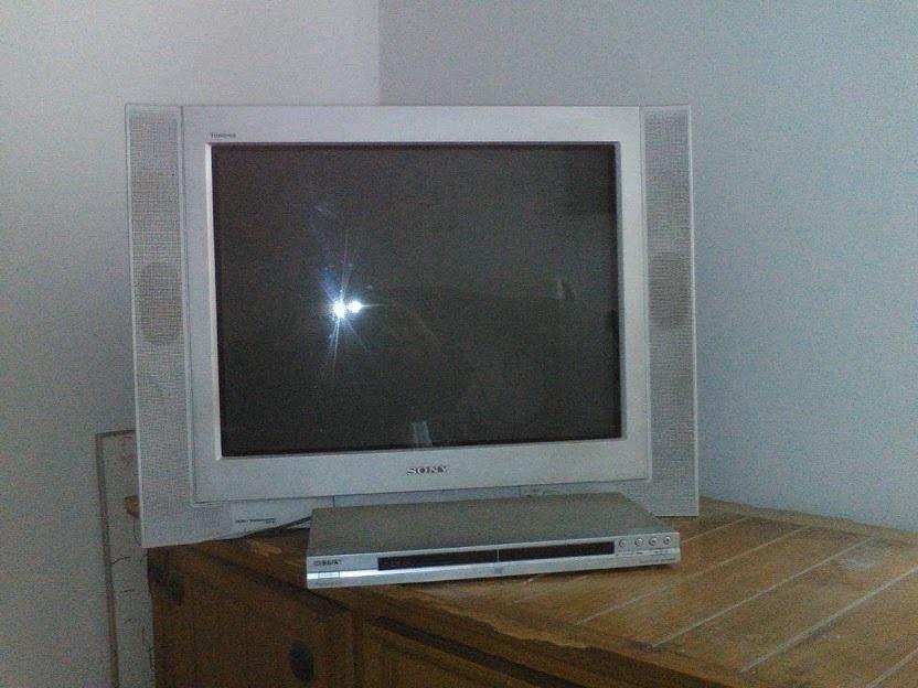 Televisores y DVD  Philips, Sony