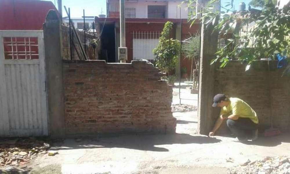 Herrero Y Abañil Veredas Garage Obras