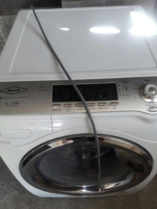 Lavadora Secadora Haceb
