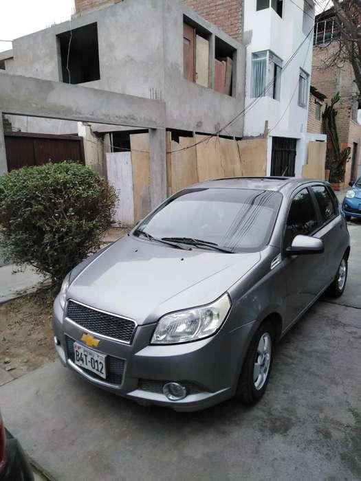 Chevrolet Aveo Hatchback 2011 - 65000 km