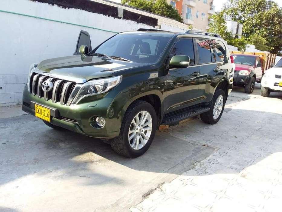 Toyota Prado 2010 - 123000 km
