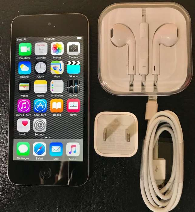 <strong>ipod</strong> Touch 5G 16Gb Accesorios