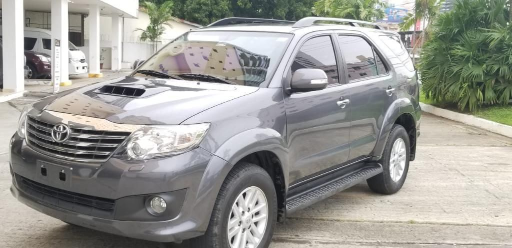 Toyota Fortuner 2016 Poco Kms 23900.00