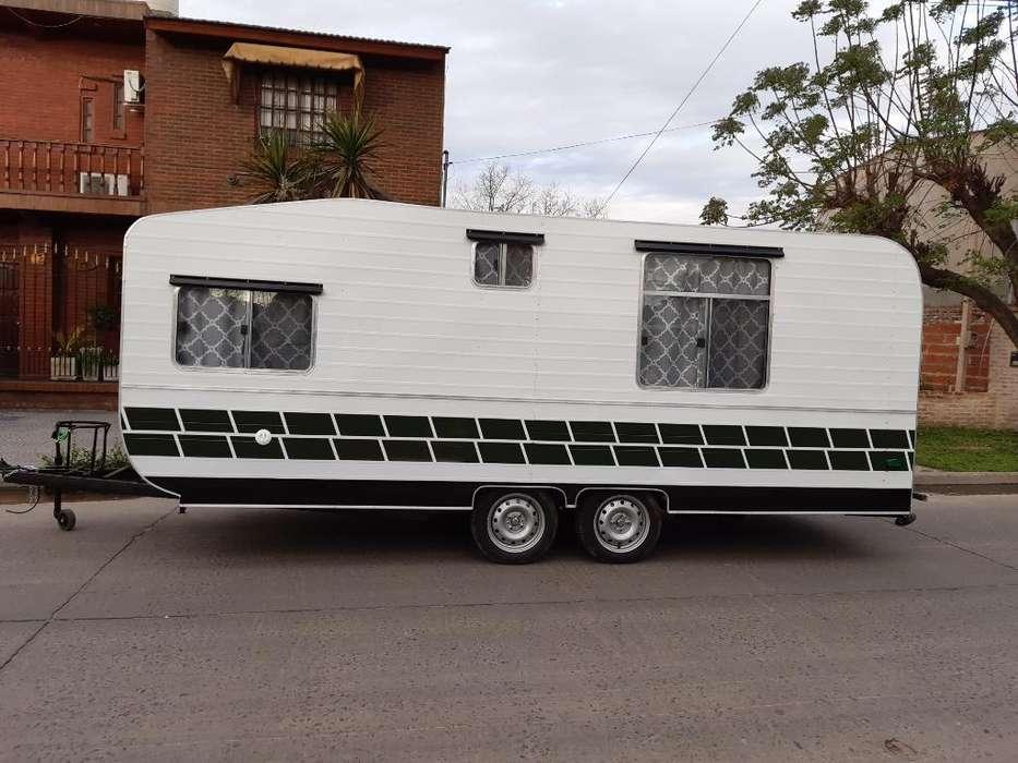 Casa Rodante Nueva a Estrenar Modelo 520