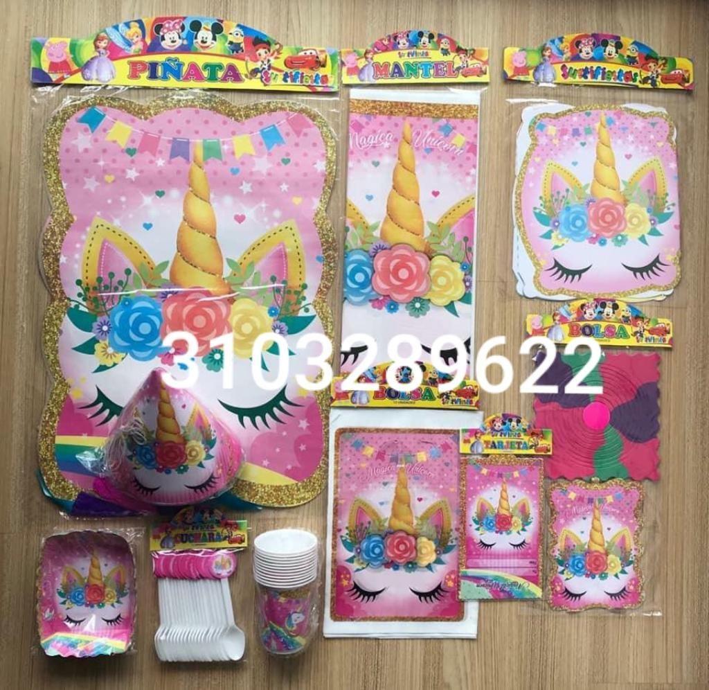 Decoración Para Tus Piñatas Bogotá