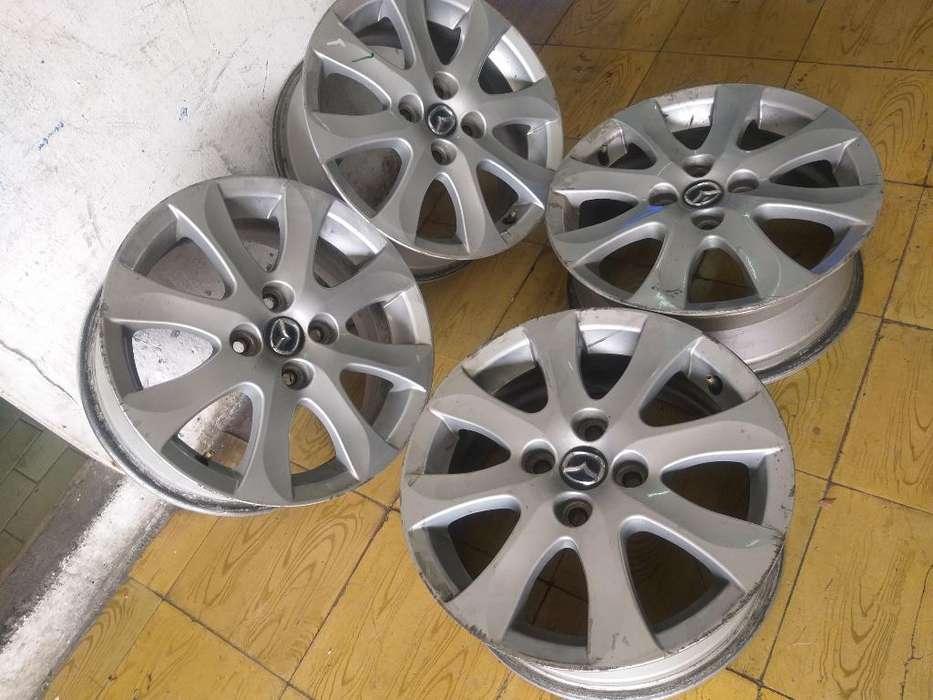 Vendo Rines de Mazda 2
