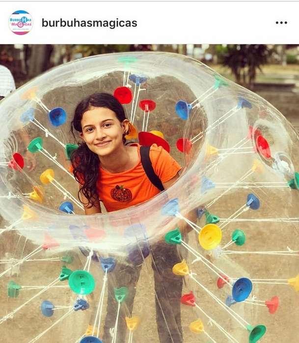Burbujas Inflables Cali, Palmira, Jamundi