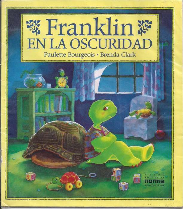 Franklin en la oscuridad Editorial Norma