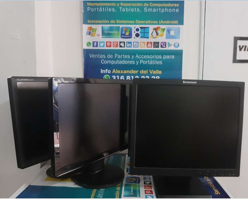 Monitores Para Computador