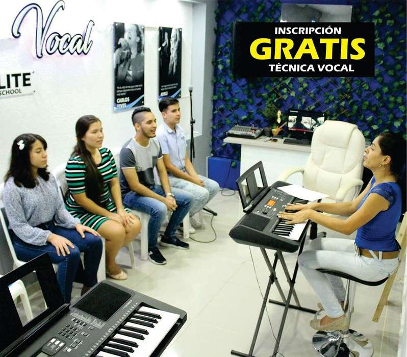 Academia de Técnica Vocal en Bucaramanga - Elite School