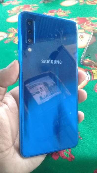 Vendo O Permuto Samsung A7 Libre