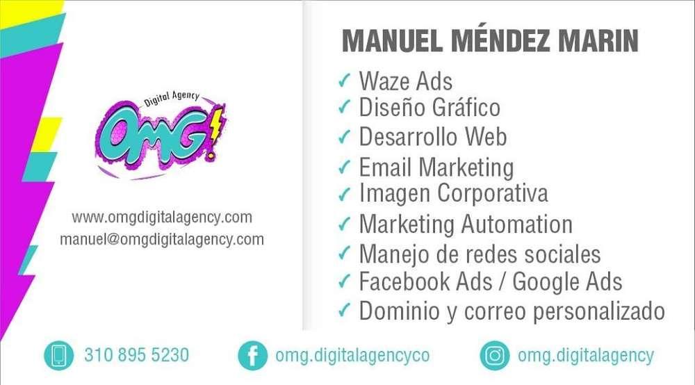 Servicios Marketing Digital Y Redes