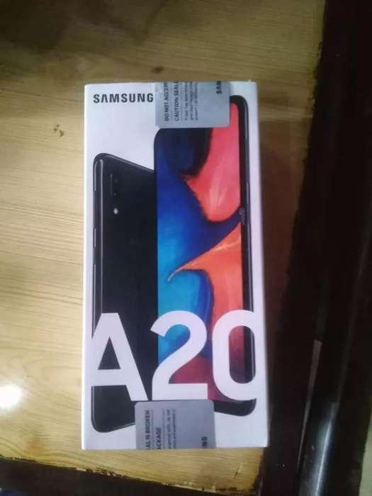 A20 Samsung Nuevo en Caja Sellado