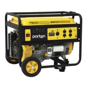 Generador Electrico Porten 7500w 110v/220v A Gasolina