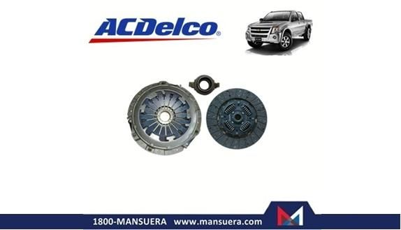 KIT EMBRAGUE ACDELCO CHEVROLET DMAX