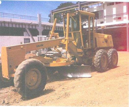MOTONIVELADORA GALION MODELO 1995