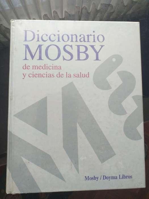 Vendo Diccionario Médico Mosby 8 de 10