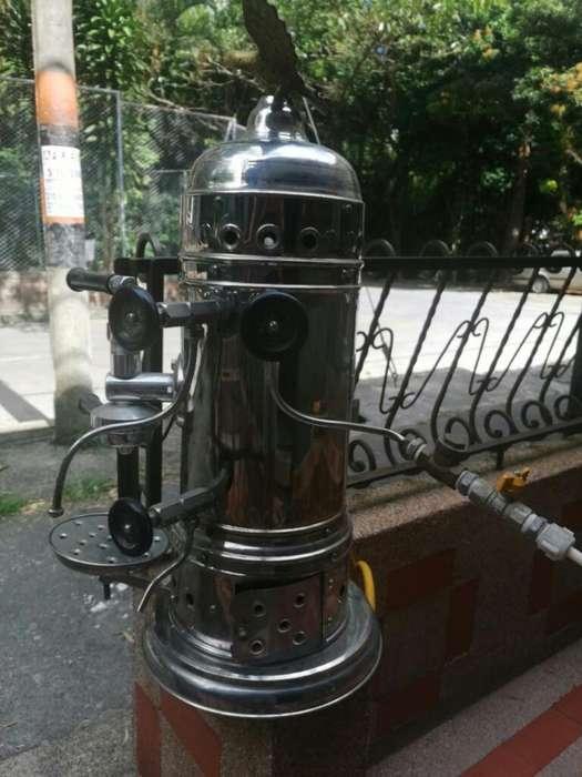 Greca a Vapor - 10 Lts en Acero