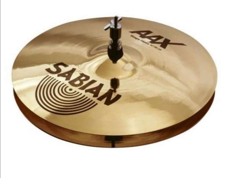 Hi Hat Sabian Aax Stage 14