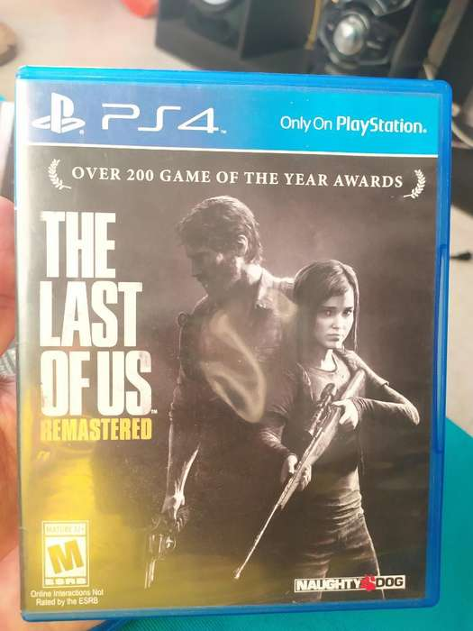 The Las Of Us Ps4