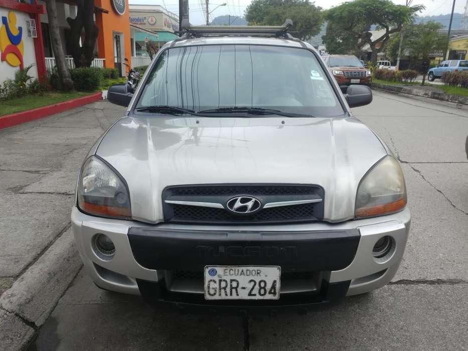 Hyundai Tucson 2009 - 235000 km