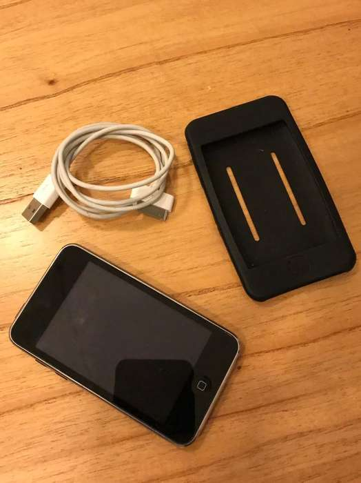 <strong>ipod</strong> Touch 8Gb Apple Funciona Completo