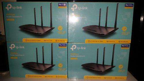 ROUTERS TP-LINK WR940N 3 ANTENAS N450Mbps