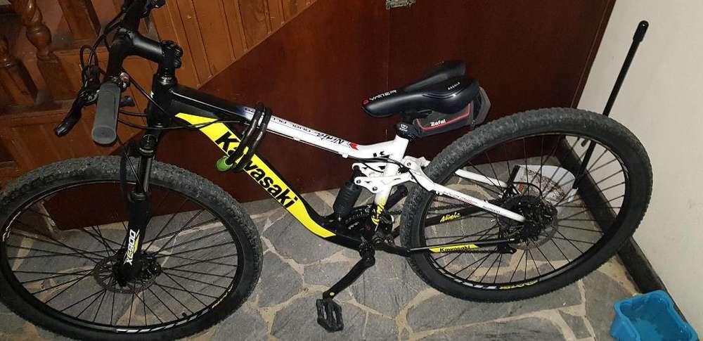 <strong>bicicleta</strong> Kawasaki
