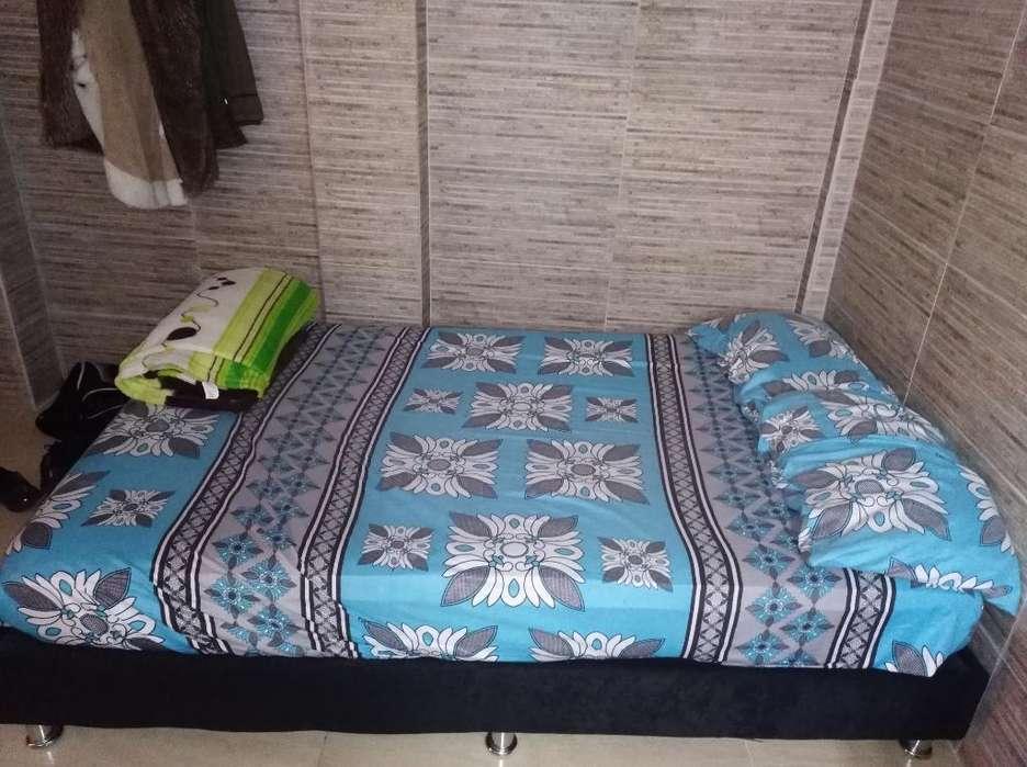 Vendo Cama(colchónbasealmohadas)
