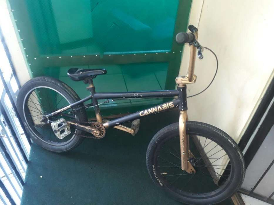 Bicicleta Optimist Cannabis Bmx