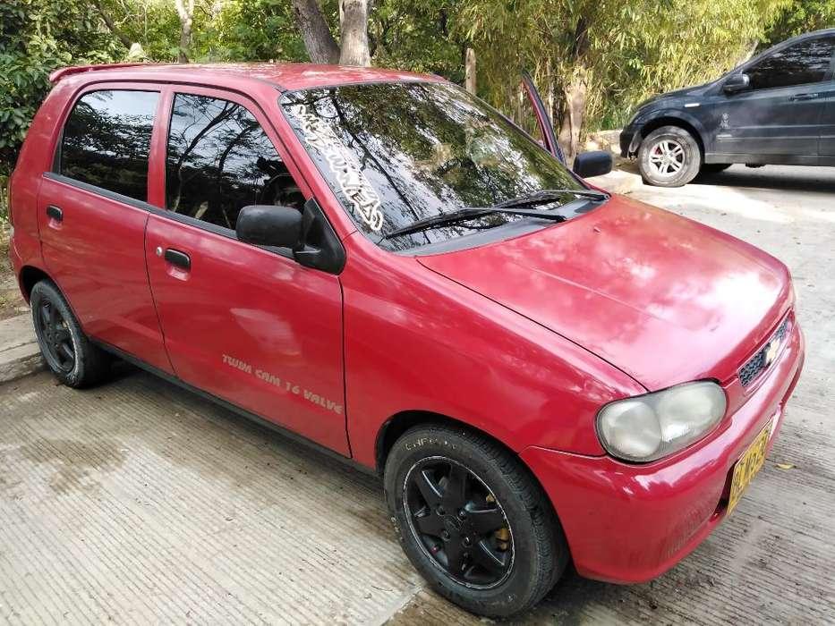 Chevrolet Alto 2002 - 217000 km