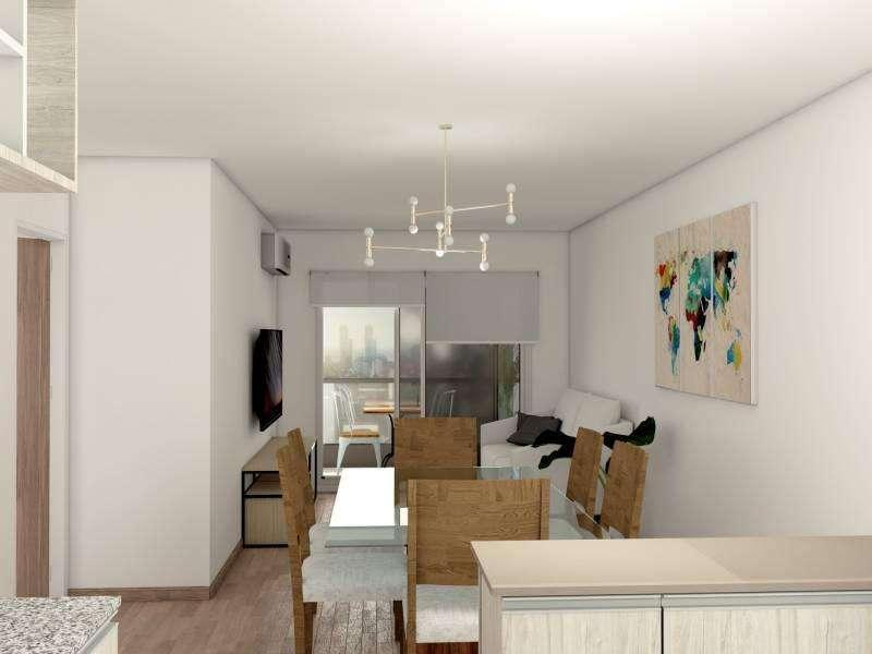 Venta 1 dormitorio - Inversion del pozo - San Martin 1600 Rosario