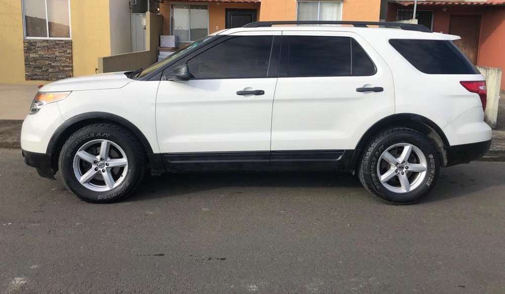 <strong>ford</strong> Explorer 2012 - 139000 km