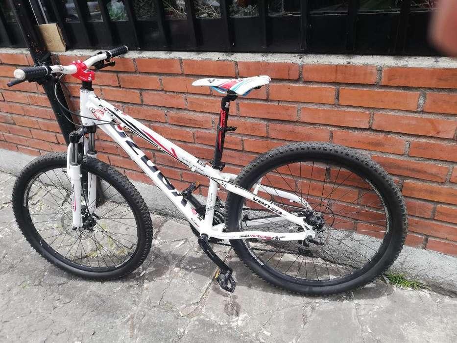 Vendo Bicicleta Venzo Talla S Varata