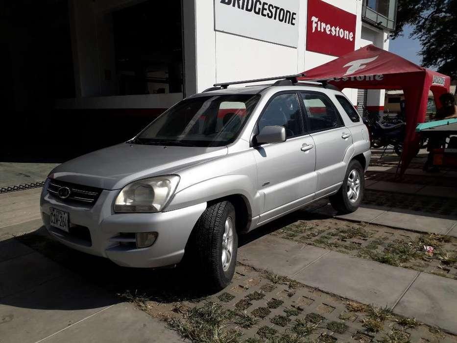 Kia Sportage 2007 - 133000 km