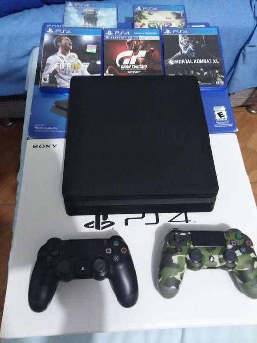 Ocasion, Remato Playstation 4 de 1tb, 2