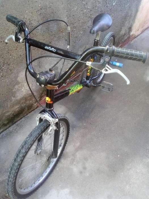 Vendo bicicleta croos