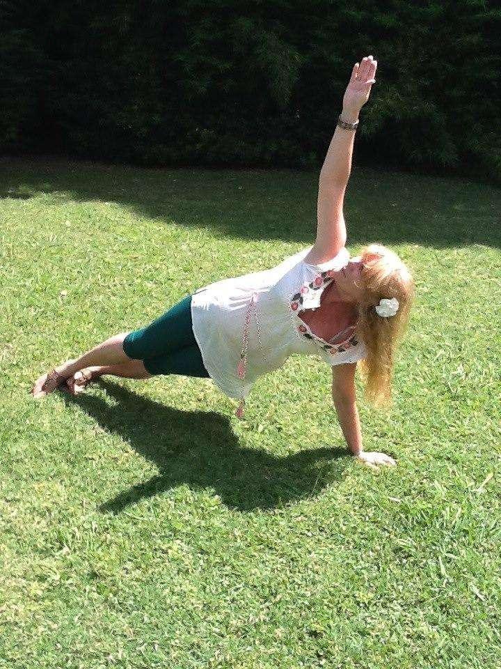 Abhie Yoga en San Martín