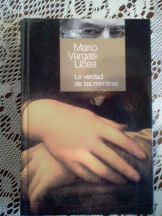 La Verdad de Las Mentiras Vargas Llosa