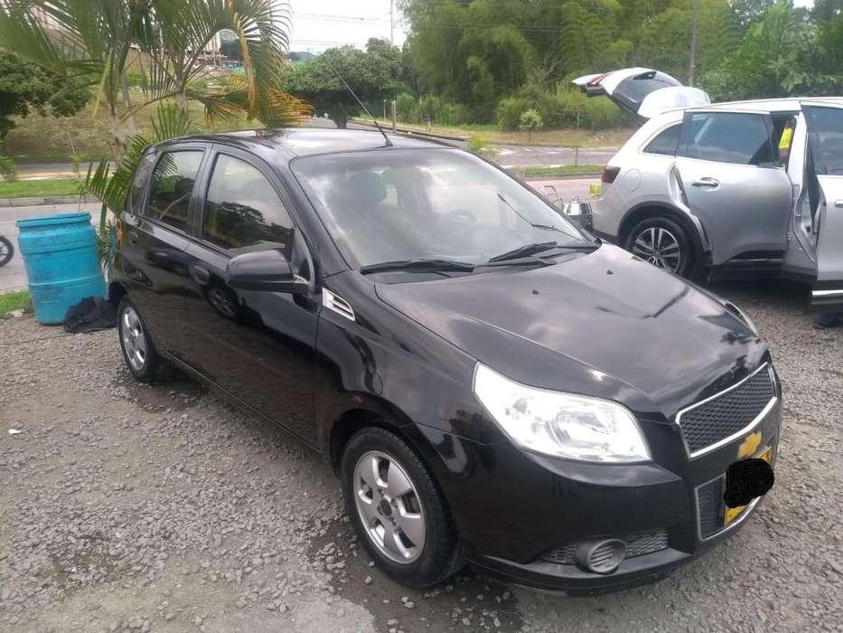 Chevrolet Aveo Emotion 2011 - 133500 km