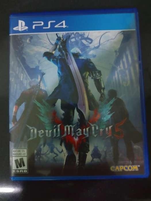 Devil May Cray 5 Play 4 Vendo