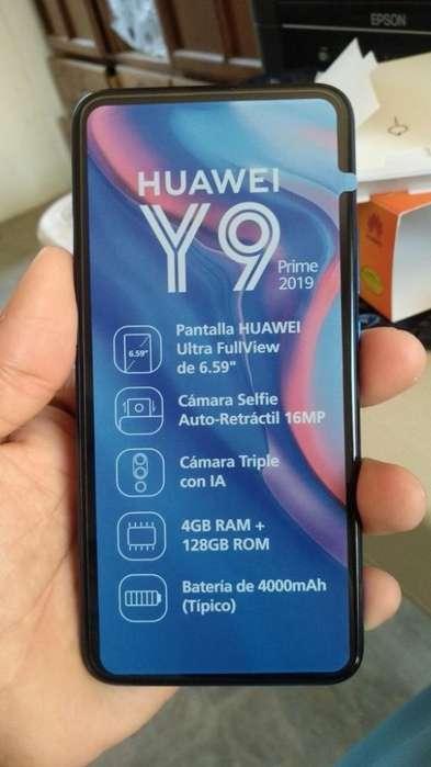 Huawei Y9 Prime 2019 Ya Llegooooooo