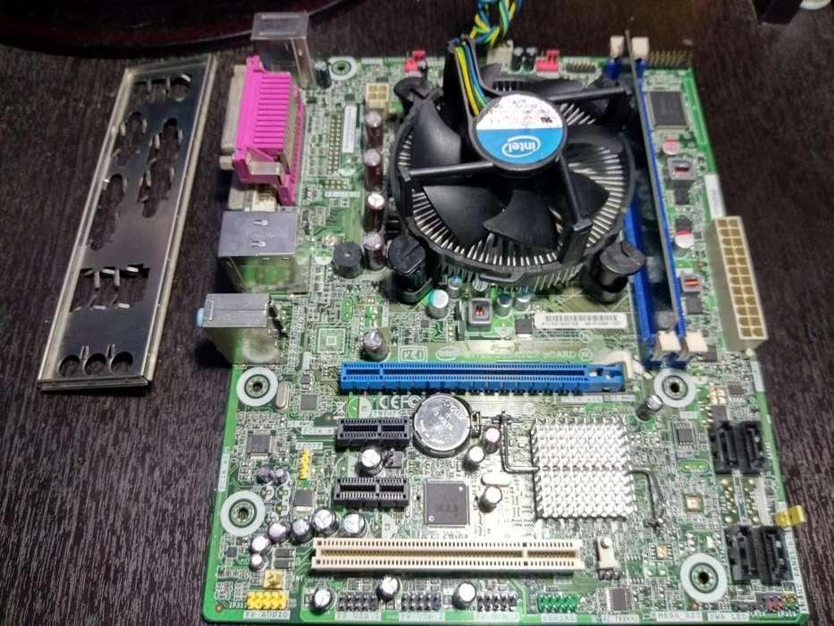 Board Intel 1155 G540 2gb Ddr3 1333