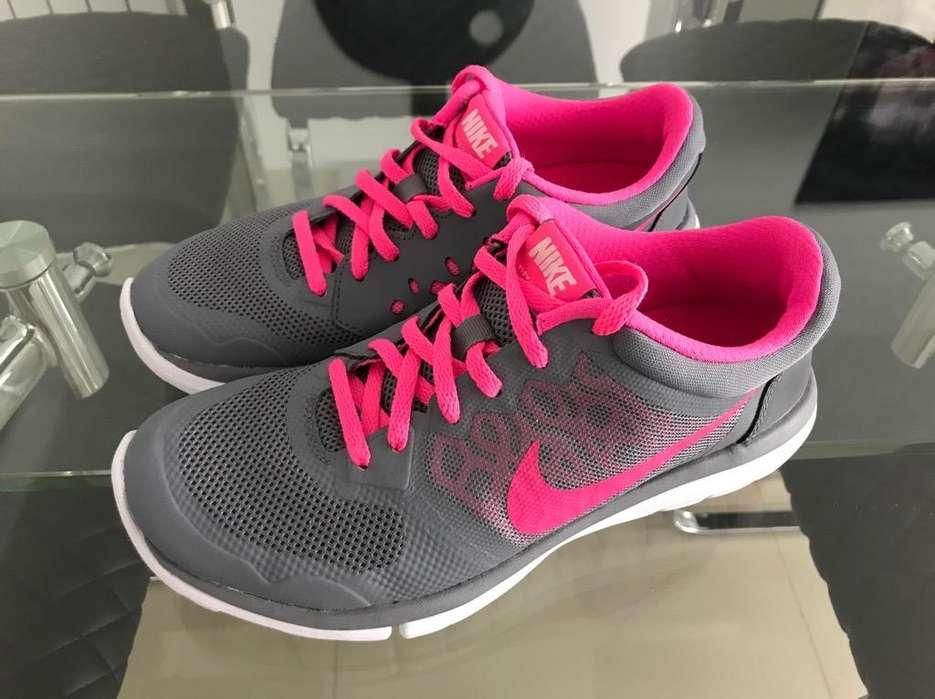 Nike Flex Running Zapatillas T36.5 poco uso