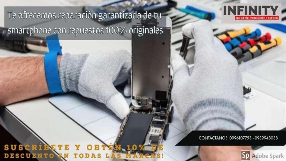 Reparacion de Smartphones, Tablets Pc's