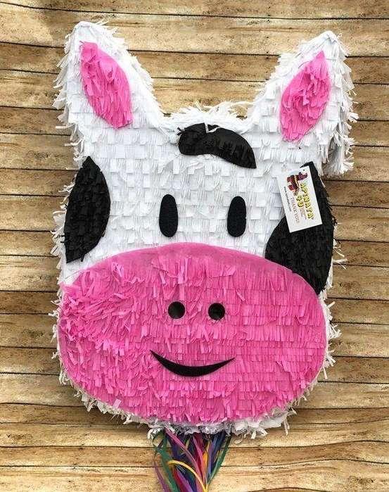 Piñatas Animales de La Granja Desde