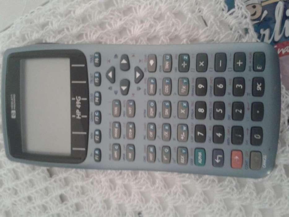 Vendo <strong>calculadora</strong> Hp