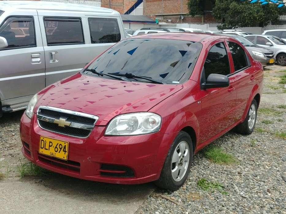 Chevrolet Aveo Emotion 2011 - 135000 km