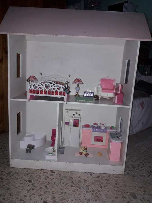 Casa de Muñecas Usada