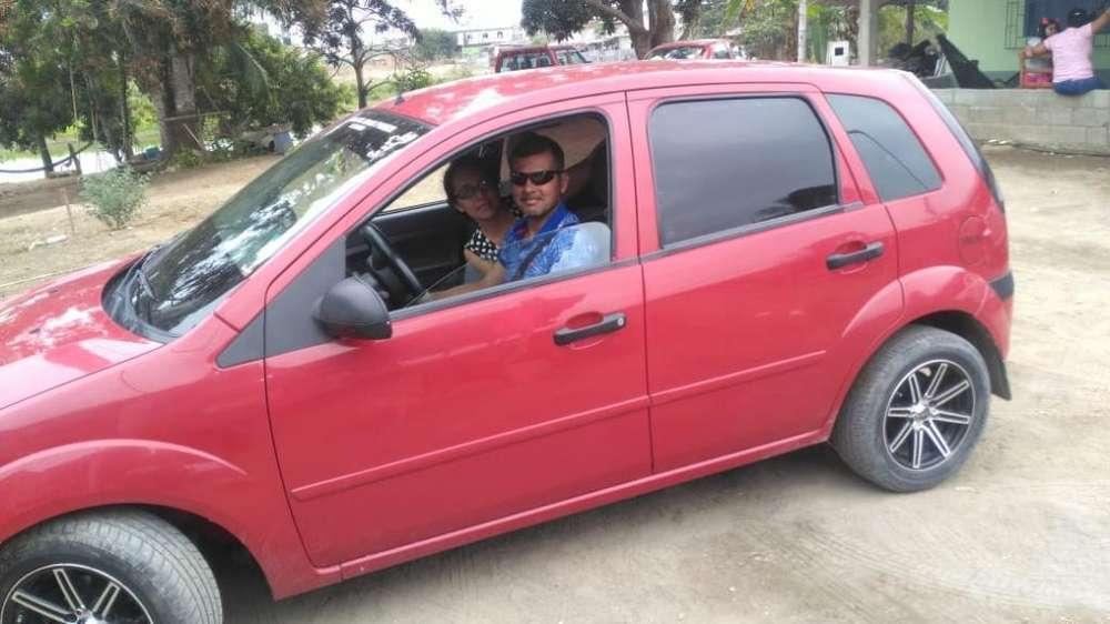 Ford Fiesta  2005 - 2420001 km